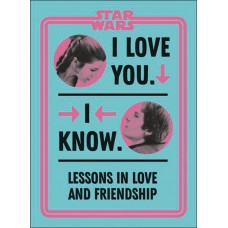 STAR WARS I LOVE YOU I KNOW HC (C: 0-1-0)