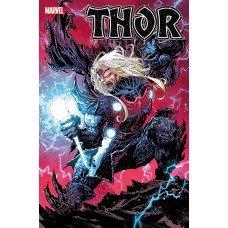 DF THOR #10 KNULLIFIED LASHLEY VAR CATES SGN (C: 0-1-2)