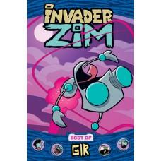 INVADER ZIM BEST OF GIR TP