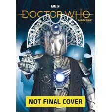 DOCTOR WHO MAGAZINE #558 (C: 0-1-1)