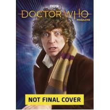 DOCTOR WHO MAGAZINE #559 (C: 0-1-1)