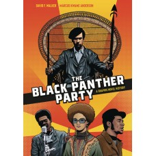 BLACK PANTHER PARTY GRAPHIC HISTORY SC (C: 0-1-1)