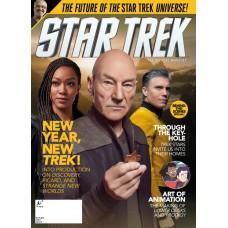 STAR TREK MAGAZINE #79 NEWSSTAND ED