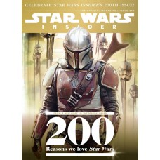 STAR WARS INSIDER #200 NEWSSTAND ED