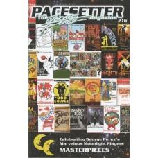 PACESETTER GEORGE PEREZ MAGAZINE #16 (C: 0-1-0)