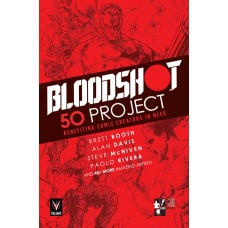 BLOODSHOT 50 PROJECT TP
