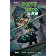 ROBYN HOOD VIGILANTE TP (C: 0-1-0)