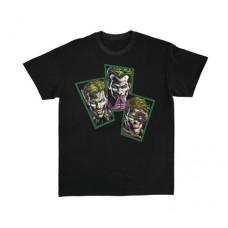 BATMAN THREE JOKERS T/S LG (C: 1-1-0)