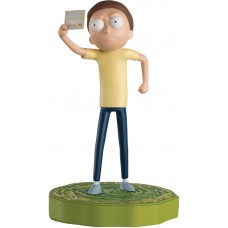 RICK AND MORTY FIGURINE COLLECTION #2 MORTY SMITH (C: 1-1-0)