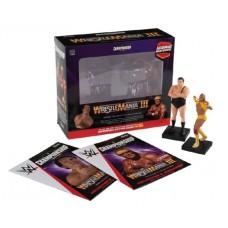 WWE SPECIAL #3 ANDRE THE GIANT & HULK HOGAN WRESTLEMANIA 198