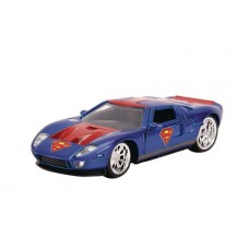 DC SUPERMAN 2005 FORD GT 1/32 VEHICLE (Net) (C: 1-1-2)