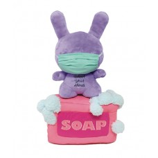 DUNNY SQUEAKY CLEAN SOAP 8IN PLUSH (C: 1-1-2)