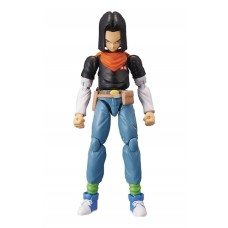 DRAGON BALL SUPER DRAGON STARS ANDROID 17 6.5IN AF (Net) (C: