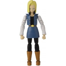 DRAGON BALL SUPER DRAGON STARS ANDROID 18 6.5IN AF (Net) (C: