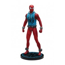 MARVEL ARMORY SPIDER-MAN SCARLET SPIDER 1/10 RESIN STATUE (N