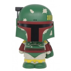STAR WARS BOBA FETT PVC BANK (C: 1-1-2)