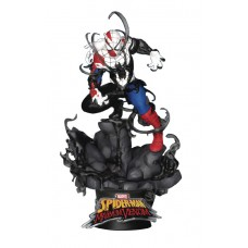 MAXIMUM VENOM DS-067 SPIDER-MAN D-STAGE SER 6IN STATUE (C: 1