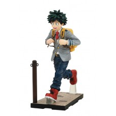 MY HERO ACADEMIA KONEKORE IZUKU MIDORIYA UNIFORM 1/8 PVC FIG