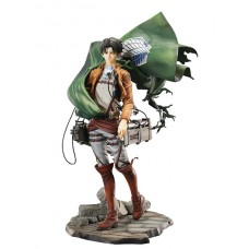 ATTACK ON TITAN LEVI 1/7 PVC FIG (C: 1-1-2)