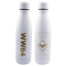 DC WONDER WOMAN METAL WATER BOTTLE (C: 1-1-2)
