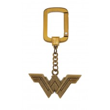 DC WONDER WOMAN LOGO PEWTER KEY RING (C: 1-1-0)