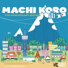 MACHI KORO BOARD GAME 5TH ANN ED (C: 0-1-2)