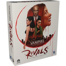VAMPIRE THE MASQUERADE RIVALS EXPANDABLE CARD GAME (C: 0-1-2