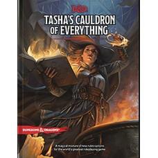 D&D 5E RPG TASHAS CAULDRON OF EVERYTHING HC (C: 0-1-2)
