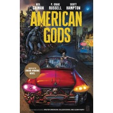 AMERICAN GODS HC VOL 01 SHADOWS