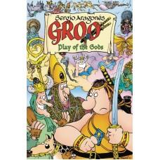 GROO PLAY OF THE GODS TP