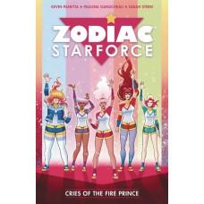 ZODIAC STARFORCE TP VOL 02 CRIES OF THE FIRE PRINCE