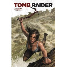 TOMB RAIDER LIBRARY EDITION HC VOL 01