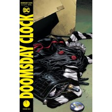 DOOMSDAY CLOCK #2 (OF 12)