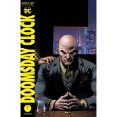 DOOMSDAY CLOCK #2 (OF 12) VARIANT