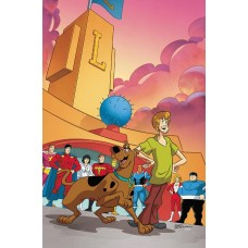 SCOOBY DOO TEAM UP #33