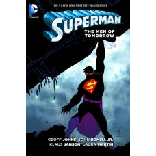 SUPERMAN THE MEN OF TOMORROW TP