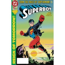 SUPERBOY TP BOOK 01