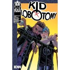 KID LOBOTOMY #3 CVR A FOWLER (MR)