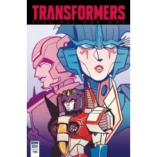 TRANSFORMERS TILL ALL ARE ONE ANNUAL 2017 CVR B WIEDLE