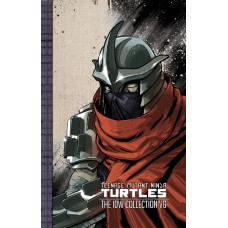 TMNT ONGOING (IDW) COLL HC VOL 06