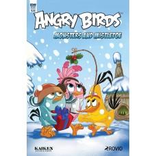 ANGRY BIRDS COMICS QUARTERLY CVR A RODRIQUES