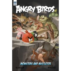 ANGRY BIRDS COMICS QUARTERLY CVR B SANDOVAL