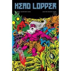HEAD LOPPER #8 CVR B KINNER & ZIRITT