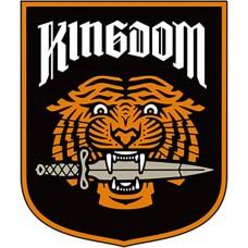 WALKING DEAD KINGDOM FACTION PIN