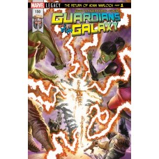 GUARDIANS OF GALAXY #150 ROSS 3D LENTICULAR COVER