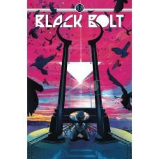 BLACK BOLT #8 LEGACY