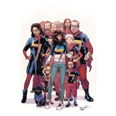 MS MARVEL #25 LEGACY