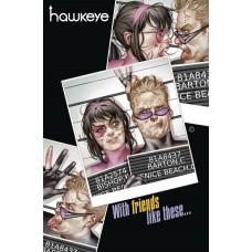 HAWKEYE #13 LEGACY