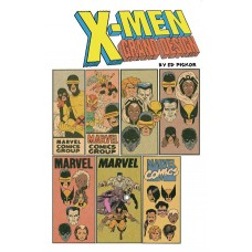 X-MEN GRAND DESIGN #1 (OF 2) PISKOR CORNER BOX VARIANT