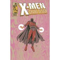 X-MEN GRAND DESIGN #1 (OF 2) PISKOR CHARACTER VARIANT
